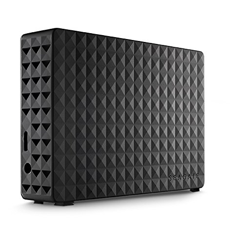 Seagate Expansion 6TB Desktop External Hard Drive USB 3.0 (STEB6000403)