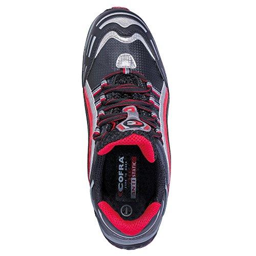Cofra JV007-000.W40 New Predator S3 SRC Chaussures de sécurité Taille 40 Noir