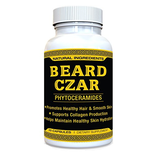 The-Beard-Czar-Phytoceramides-Promotes-Healthy-Hair-Smooth-Skin-Supports-Collagen-Production-Helps-Maintain-Healthy-Skin-Hydration-30-Capsules