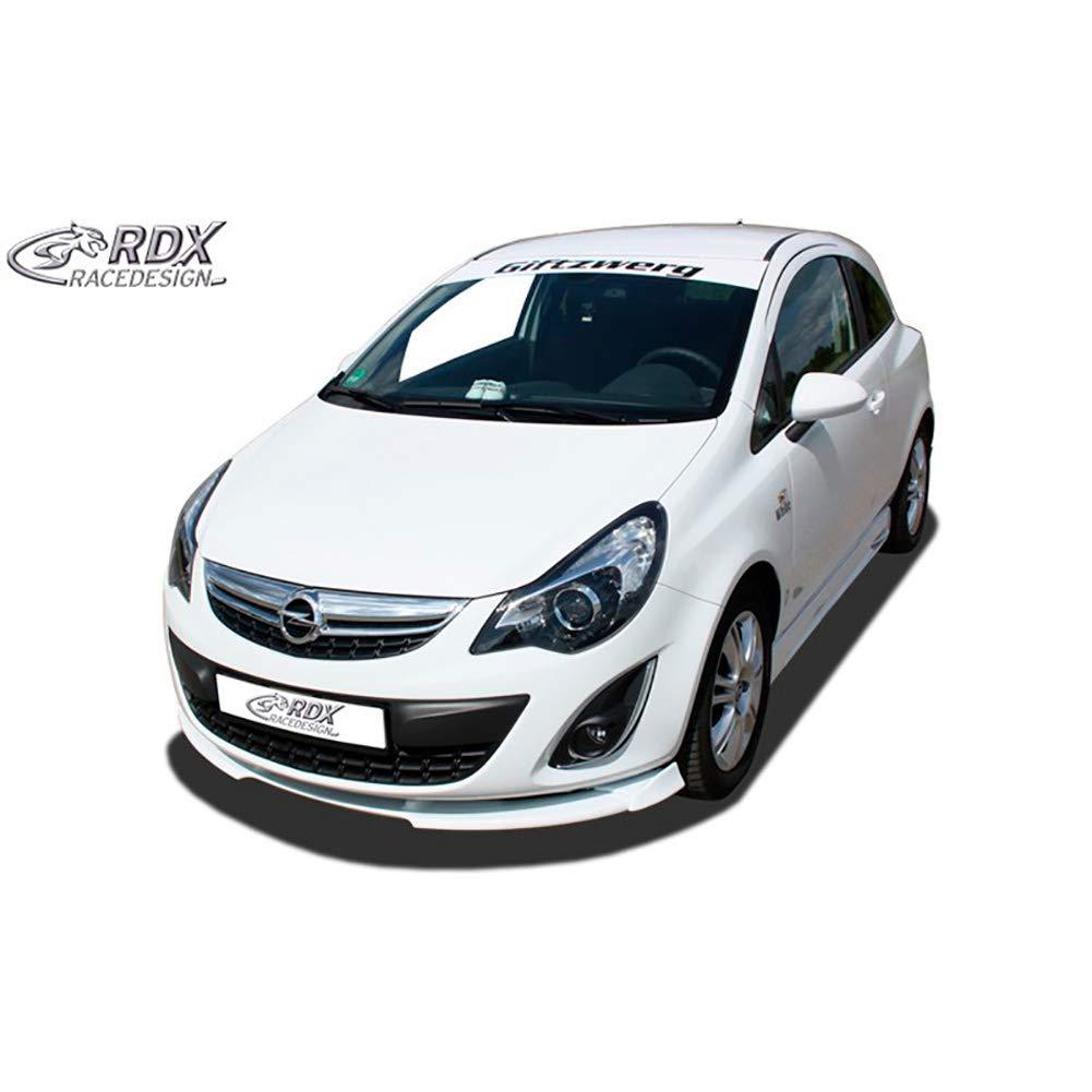 RDX Front Spoiler VARIO-X Corsa D Facelift 2010 Front Lip Splitter