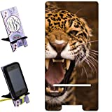 Jaguar Smartphone image STAND / Holder for cell phones Great Gift Idea