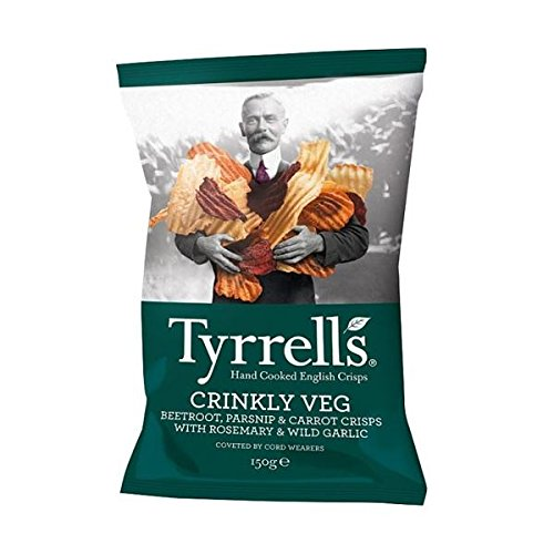 Tyrrell's Veg Chips, Mixed Root 5.3 oz. (Pack of 12)
