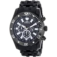 Invicta Men's 14862 Sea Spider Analog Japanese-Quartz Black Watch