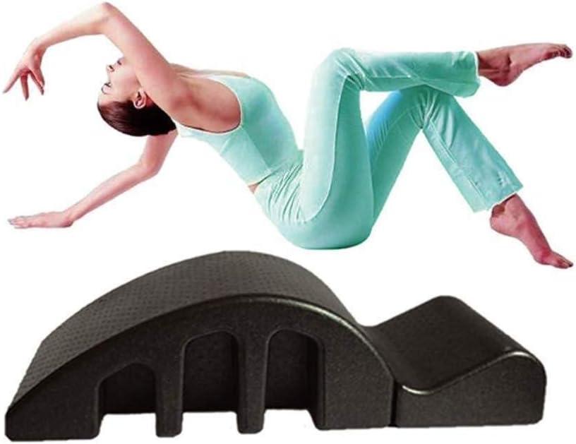 YF-SURINA Equipo deportivo Cama de masaje Mesa de masaje Pilates, máquina de ejercicios de yoga, adecuado para trabajadores de oficina, pacientes con dolor cervical, dolor de espalda y arco de dolor