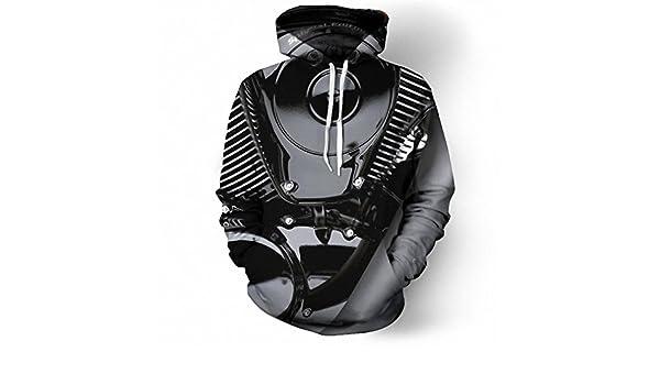 Amazon.com: Amazing Motorcycle Art 3D Hoodies Hoodie Men Women NEW New Fashion Hooded Tracksuits Tops Pullovers Sweatshirt Dropship hip hop hoodie XL: ...