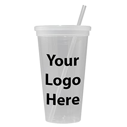 63954795518 Image Unavailable. Image not available for. Color: 24 Oz. Jewel Tumbler w/ Lid & Straw ...