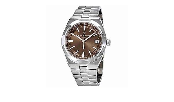 Vacheron Constantin En el Extranjero automático Mens Reloj 4500 V/110 a-b146: Amazon.es: Relojes