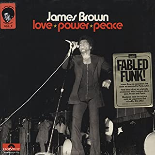 Love Power Peace (Vinyl) by James Brown (B00KRFEI7Y) | Amazon Products