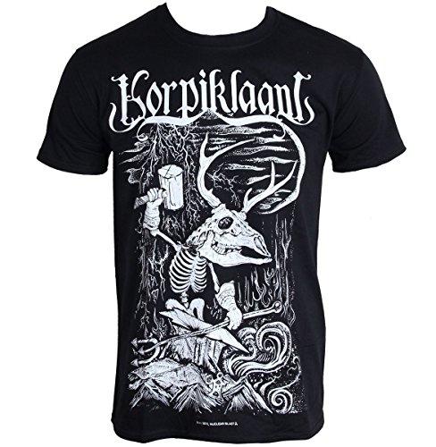 Herren T-Shirt Korpiklaani - Blacksmith - NUCLEAR BLAST - 24032 XL