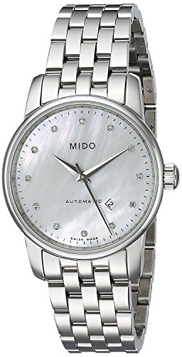 MIDO watch BARONCELLI M76004691 Ladies