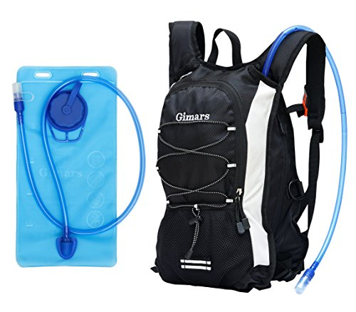 Gimars Water Resistant Hydration Backpack Bladder