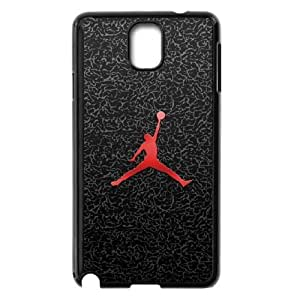Samsung Galaxy Note 3 Phone Case Black Jordan logo F6518943