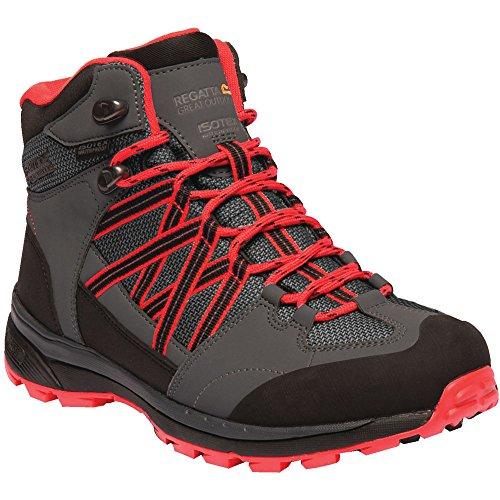 Samaris Women's Dkstl 776 High Ldy Rdalrt Rise Ii Md Boots Grey Regatta Hiking vq64xww