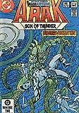 Arak, Son of Thunder (1981 series) #16