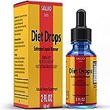 Gotas Quemador de grasa del vientre abdominal | Gotas Skinny | Tratamiento suplemento para bajar de peso | Liquido para adelgazar rapido | Quemadores de grasa para mujeres y hombres (2 FL OZ)