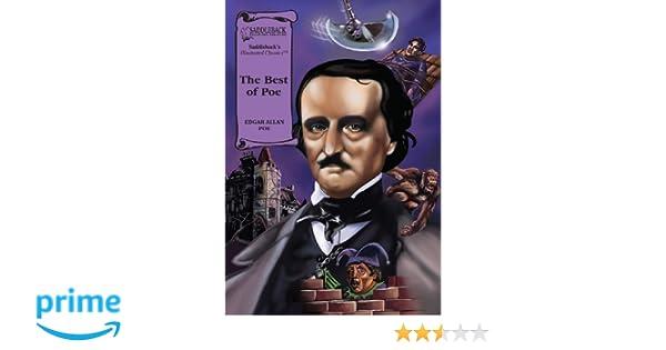 The Best of Poe (Saddlebacks Illustrated Classics)