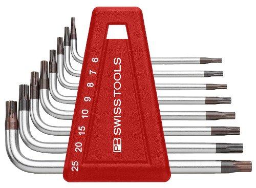 PB Swiss Tools Offset Screwdriver Set for Torx Screws size T6-T25 by PB Swiss (Image #2)