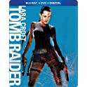 Lara Croft: Tomb Raider [SteelBook] [Blu-ray] [2001]