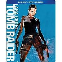 Lara Croft: Tomb Raider [SteelBook] [Blu-ray] [2001]