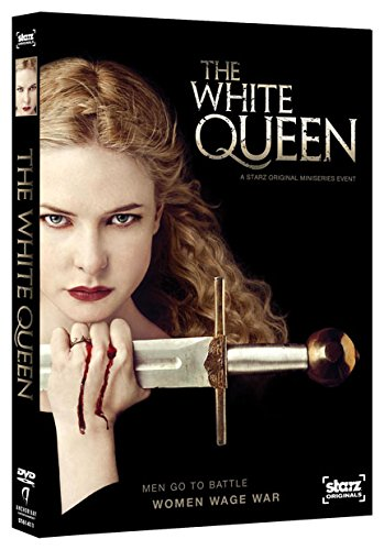 DVD : The White Queen (3 Pack, 3 Disc)