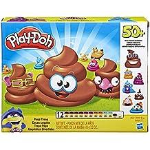 Play-Doh E5810AS0 Poop Troop Set 12 Cans