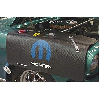 CarBeyondStore Pentastar Mopar Black Grip Fender Cover