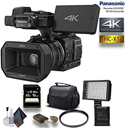 Panasonic HC-X1000 product image 5
