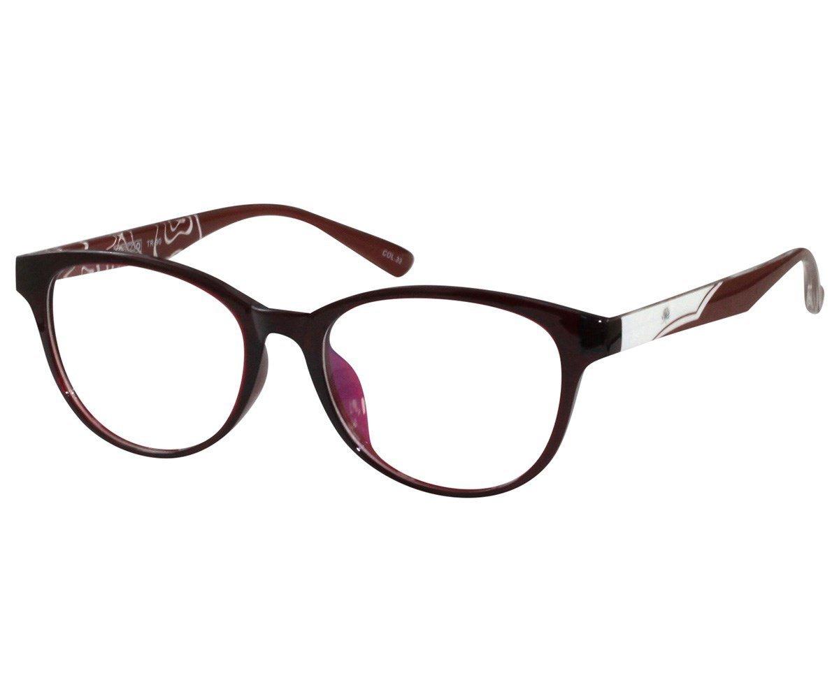 8e1c6057275 Amazon.com   EyeBuyExpress Bifocal Men Women Reader Cheaters Brown Multi  Color Retro Style   Beauty