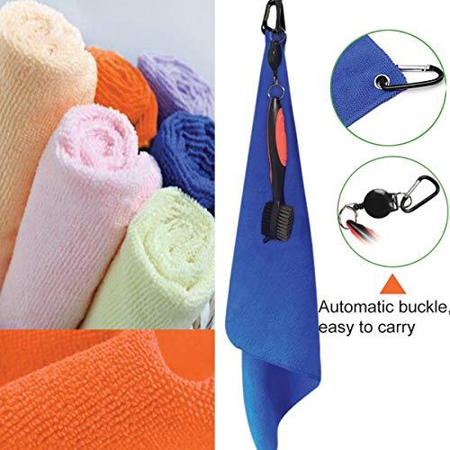 Amazon.com: SunBeter Juego de cepillos y toallas de palo de ...