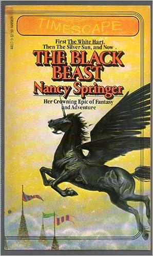 The Black Beast Nancy Springer 9780671441173 Amazon Books