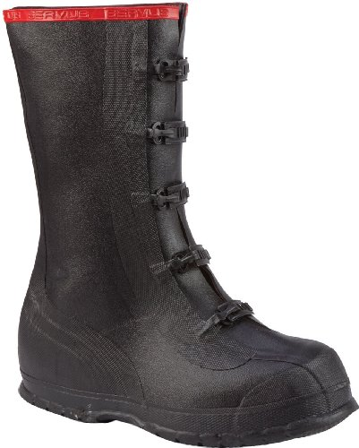 Mens Boots With Buckles - 9