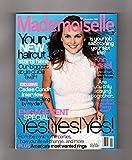 Mademoiselle Magazine - November, 2001. Keri Russell Cover. Cadee Condit; Natasha Gregson Wagner; Melissa Sagemiller; Emmanuelle Chriqui; Jacqui Maxwell; Naomi Watts