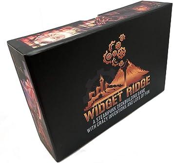 Widget Ridge: Juego de construcción de mazos: Amazon.es: Juguetes y juegos