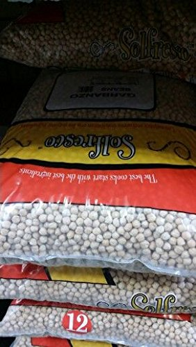 Solfresco Garbanzo Beans 25 Lb by Solfresco