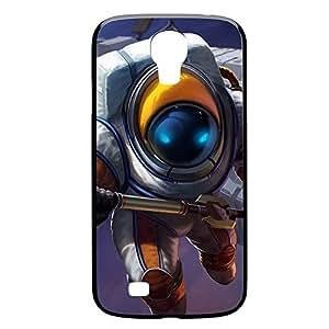 Nautilus-003 League of Legends LoL case cover for Samsung Galaxy S4, GT I9500, I9005, I9006 - Plastic Black