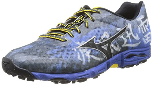 Mizuno SS15 Mens Wave Hayate Trail Running Shoes - US 9 -...