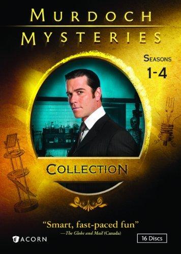 MURDOCH MYSTERIES COLLECTION: SEASONS 1-4