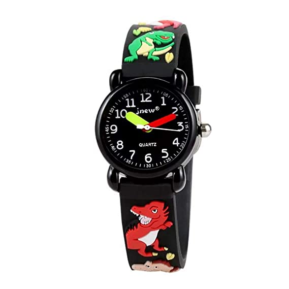 Boys Christmas Presents 2019.Cymy 3d Lovely Cartoon Waterproof Silicone Kids Watch For Kids 2019 The Latest Design Best Gifts