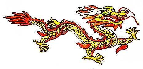 Chaleco de tatuaje con diseño de dragón japonés chino de la suerte ...