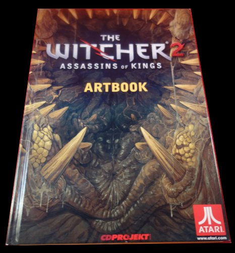 Image of The Witcher 2 : Assassin of Kings Collector's Edition Exclusive Hardcover Art Book