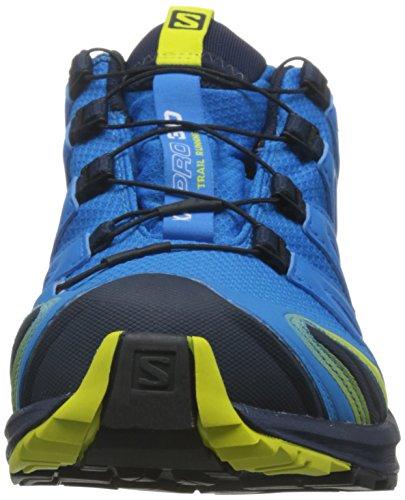 Cloisonne Salomon Azul 3D Zapatos Xa Pro Spring Blazer Navy Senderismo Men Sulphur axw0Twq4