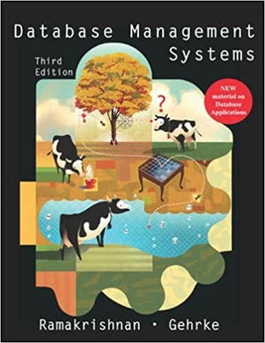 Database Management Systems, 3rd Edition