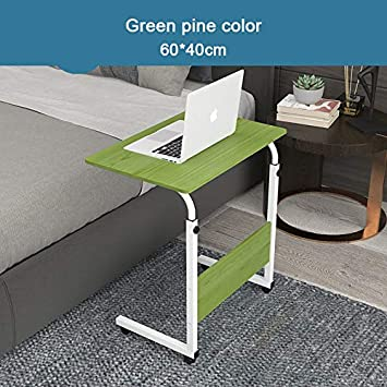 Mobile Laptop Computer Desk Cart,Portable and Adjustable Laptop Computer Table/Stand with Ventilation