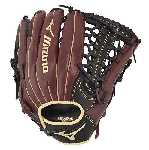 Mizuno GMVP1275P3BC MVP Prime Outfield Baseball Gloves, 12.75