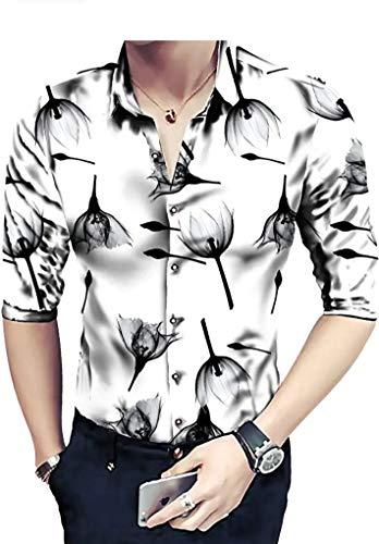 Zoya Fashion Full Sleeve Slim Fit Plain Casual Shirt for Men,100% Cotton Shirts,Office wear,Casual Shirt
