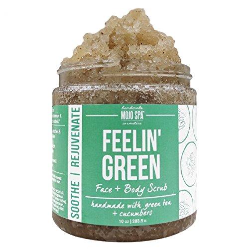 Feelin Green Face & Body Scrub