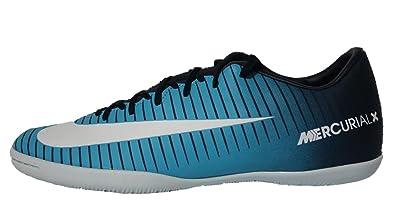 1233f2e41 NIKE Youth MercurialX Vapor Xi Indoor Shoes  Obsidian  (4.5Y ...