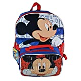 Disney Mickey Mouse 16'' Backpack with Lunch Bag