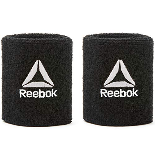 Reebok RASB-11020BK Sports Wristbands – Black Price & Reviews