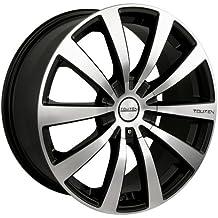 """Touren TR3 3130 Machine Wheel (16x7""""/10x100mm)"""